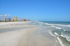Het strand van Florida Stock Afbeelding