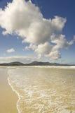 Het strand van Floripa Stock Afbeeldingen