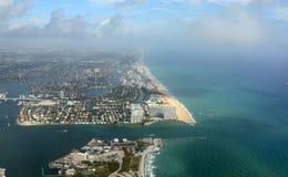 Het Strand van Fort Lauderdale Stock Foto