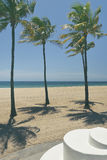 Het Strand van Fort Lauderdale Royalty-vrije Stock Afbeeldingen