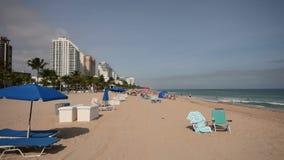 Het Strand van Fort Lauderdale