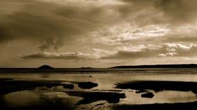 Het strand van Garryvoe Royalty-vrije Stock Foto