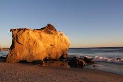 Het strand van Gr stierenvechter Royalty-vrije Stock Afbeeldingen