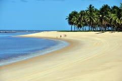Het strand van Gunga Royalty-vrije Stock Foto's
