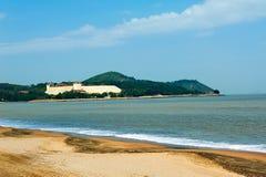 Het Strand van Hacsa Royalty-vrije Stock Foto's