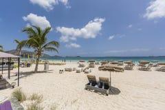 Het strand van heilige Martin Royalty-vrije Stock Fotografie