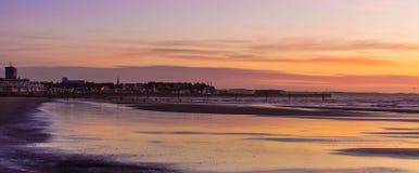 Het strand van het Bridlingtonzuiden Stock Afbeelding