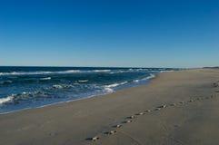 Het Strand van het kustpark Royalty-vrije Stock Foto's