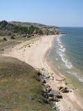 Het strand van het paradijs. Stock Fotografie