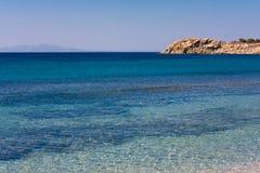 Het strand van het paradijs Royalty-vrije Stock Afbeeldingen
