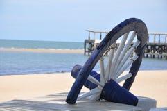 Het Strand van Hin van Hua Stock Foto's