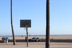 Het Strand van Huntington stock afbeeldingen