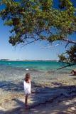 Het strand van Jamaïca Royalty-vrije Stock Fotografie