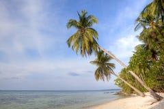 Het Strand van Karimunjawa Stock Foto's