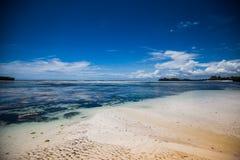 Het strand van Kenia Stock Afbeeldingen