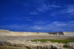 Het strand van Lagos Stock Fotografie