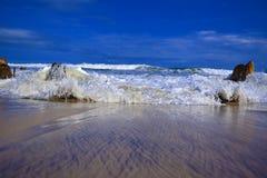 Het strand van Lagos Royalty-vrije Stock Afbeelding