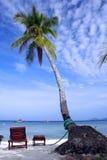 Het Strand van Lang Tengah van Redang Stock Afbeeldingen