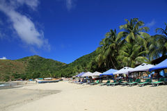 Het strand van Margarita royalty-vrije stock foto