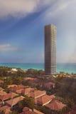 Het Strand van Miami, Florida Stock Foto's