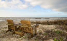 Het Strand van Miami, Florida Royalty-vrije Stock Foto's