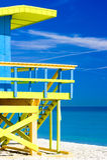 Het Strand van Miami, Florida, de V.S. Stock Fotografie