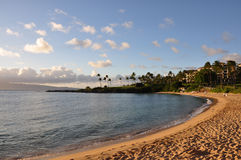 Het Strand van Napili Royalty-vrije Stock Foto