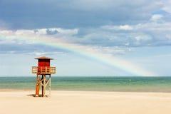 Het Strand van Narbonne, Frankrijk Royalty-vrije Stock Fotografie