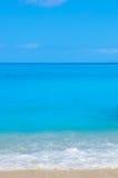 Het strand van Navagio Royalty-vrije Stock Foto's