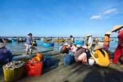 Het strand van Ne van Mui Royalty-vrije Stock Afbeelding