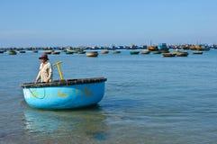 Het strand van Ne van Mui Stock Foto