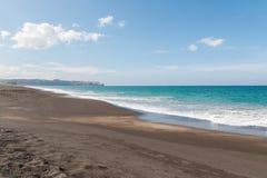 Het Strand van Nieuw Zeeland Royalty-vrije Stock Foto