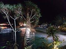 Het Strand van Nusalembongan Stock Foto's