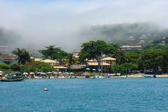 Het strand van Ossos Royalty-vrije Stock Afbeelding