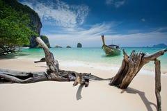 Het strand van Pha nang Royalty-vrije Stock Afbeelding