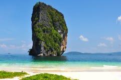 Het Strand van Phuket Stock Foto