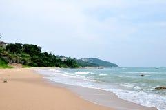 Het Strand van Samui Stock Foto's