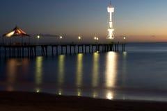 Het strand van Seacliff Royalty-vrije Stock Foto
