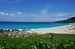 Het Strand van Taiwan van het Nationale Park van Kenting Royalty-vrije Stock Afbeeldingen
