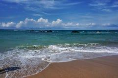 Het Strand van Taiwan van het Nationale Park van Kenting Royalty-vrije Stock Fotografie