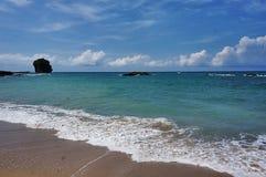 Het Strand van Taiwan van het Nationale Park van Kenting Stock Afbeeldingen