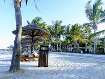 Het strand van Tanzania royalty-vrije stock afbeeldingen