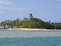 Het strand van Tobago Royalty-vrije Stock Foto
