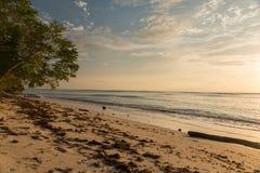 Het Strand van Trawangan van Gili Stock Foto's