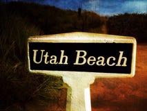Het Strand van Utah royalty-vrije stock fotografie