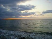 Het strand van Vallarta van Puerto Royalty-vrije Stock Afbeeldingen