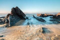 Het strand van Vega Royalty-vrije Stock Foto's