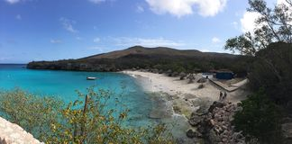 Het strandleven Royalty-vrije Stock Foto's