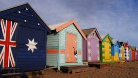Het strandpan van Brighton stock video