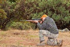 Het Streven van de jager Stock Foto's
